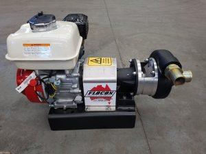 emulsion pump motor
